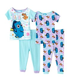 Disney® Baby Girls' 4-Piece Finding Dory™ See Ya Buddy Set