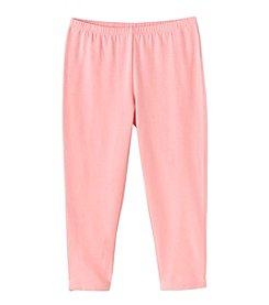 Miss Attitude Girls' 7-16 Solid Capri Leggings