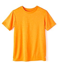 Exertek® Boys' 8-20 Short Sleeve Poly Tee