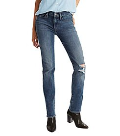 Levi's® Slimming Slim Deconstructed Jeans