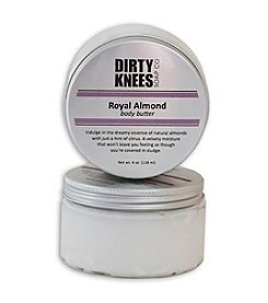 Dirty Knees Soap Co. Royal Almond Body Butter