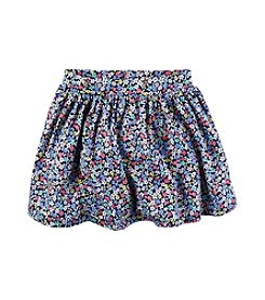 Carter's® Girls' 2T-8 Floral Skort