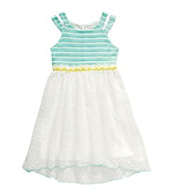 Sweet Heart Rose® Girls' 2T-6X Chiffon Dress