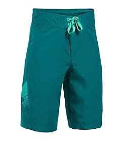 Under Armour® Boys' 22-30 Mania Tidal Board Shorts