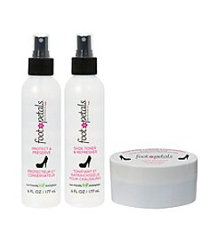 Foot Petals® Shoe Care Kit