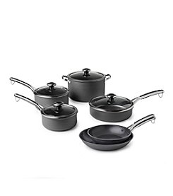 Revere® Hard Anodized Aluminum 10-Piece Cookware Set