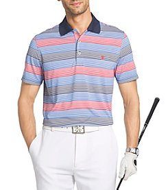 Izod® Men's Performance Golf Auto Stripe Polo
