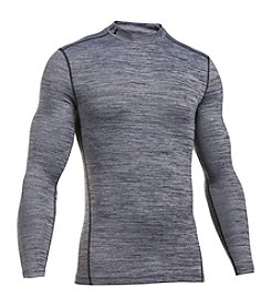 Under Armour® Men's ColdGear Twist Mock Shirt