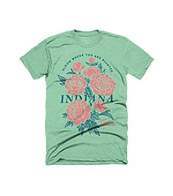 United State of Indiana Men's Indiana Bloom Tee