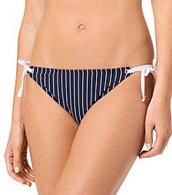 Tommy Hilfiger® Thin Stripe String Bikini Bottoms