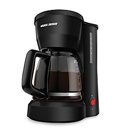 Black & Decker® DCM600B 5-Cup Coffeemaker