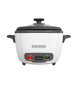 Black & Decker® RC516 16-Cup Rice Cooker with Steamer Basket