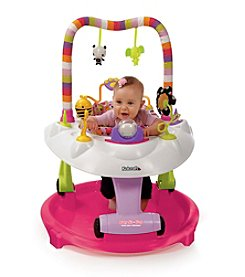 Kolcraft® Baby Sit & Step 2-in-1 Activity Center
