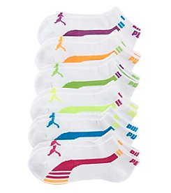 PUMA® 6-Pack Womens Low Cut Socks