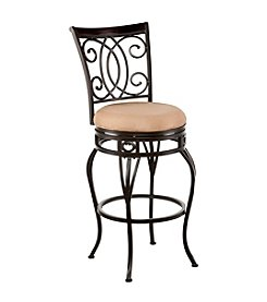Southern Enterprises Maguire Swivel Stool
