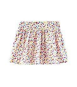 Mix & Match Girls' 2T-6X Printed Scooter Skirt