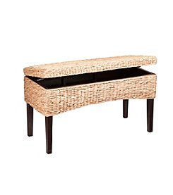 Southern Enterprises Antero Hyacinth Storage Bench