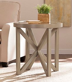 Southern Enterprises Brentwick End Table
