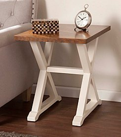 Southern Enterprises Calgary End Table