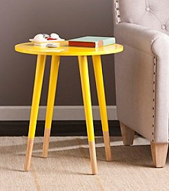 Southern Enterprises Laney Round Accent Table