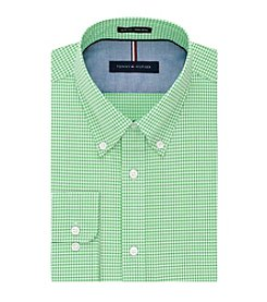 Tommy Hilfiger® Men's Gingham Slim Fit Dress Shirt