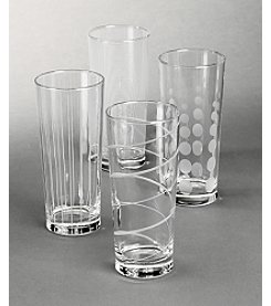 Mikasa® Cheers Barware Set of 4 Highball Glasses