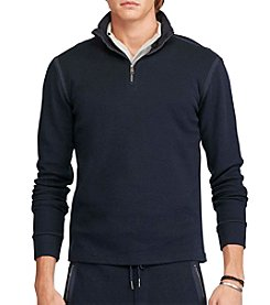 Polo Ralph Lauren® Men's Long Sleeve 1/4 Zip Fleece