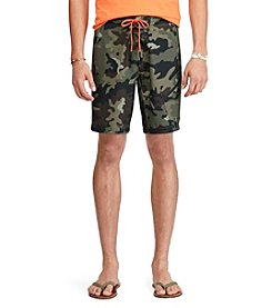 Polo Ralph Lauren® Men's Camo Swim Trunks