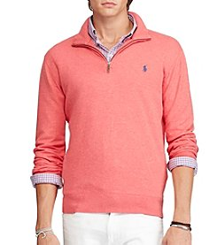 Polo Ralph Lauren® Men's Double Faced Jersey Long Sleeve Knits