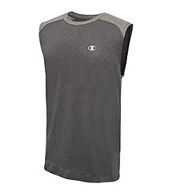 Champion® Men's Cotton Vapor Muscle Tee