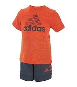 adidas® Baby Boys 2-Piece Full Court Short Set