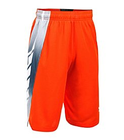 Under Armour® Boys' 8-20 Select Basketball Shorts