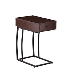 Southern Enterprises Porten Side Table with Power & USB