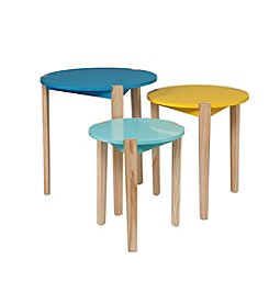 Southern Enterprises 3-pc. Quinby Accent Table Set
