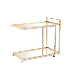 Southern Enterprises Riata Bar Cart