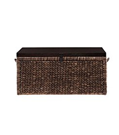 Southern Enterprises Water Hyacinth Storage Trunk