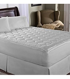 Perfect Fit® Luxury Stripe Mattress Enhancer