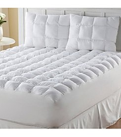 Wellrest® Magic Loft Mattress Pad