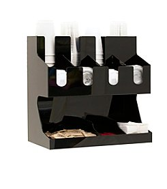Mind Reader 'Fancy' Jumbo Condiment Organizer