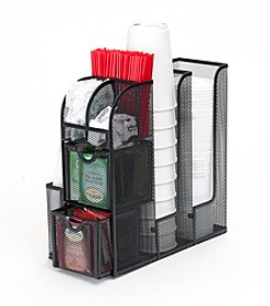 Mind Reader 'Organizer' Coffee Condiment Organizer