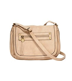 Ruff Hewn Saddle Bag With Tassel