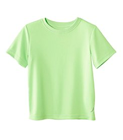 Exertek® Boys' 4-7 Short Sleeve Poly Tee