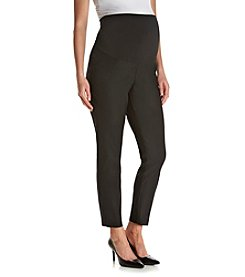 Three Seasons Maternity™ Slim Fit Ankle Dress Pant