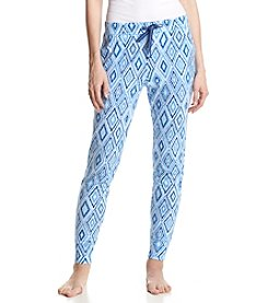 Relativity® Diamond Knit Sleep Jogger