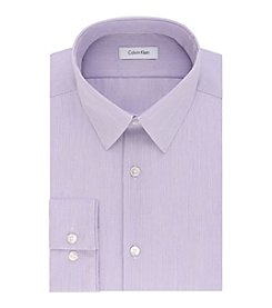 Calvin Klein Men's Slim Fit Non Iron Dress Shirt