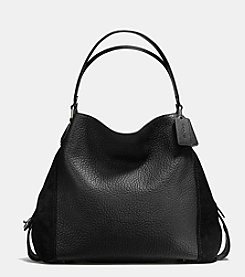 COACH EDIE SHOULDER BAG