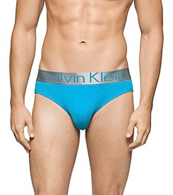 Calvin Klein Men's Steel Briefs