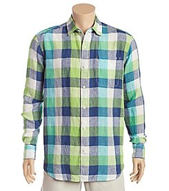 Tommy Bahama® Men's Happy Check More Button Down Shirt