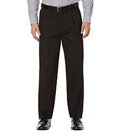 Savane® Men's Big & Tall Stretch Ultimate Performance Chino Pleated Pants
