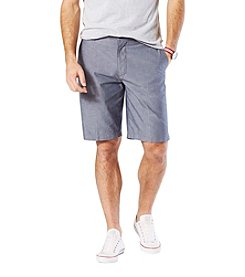 Dockers® Men's Flat Front Chambray Shorts